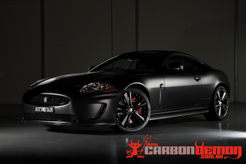 Copy of 2 Jaguar XKR Stealth