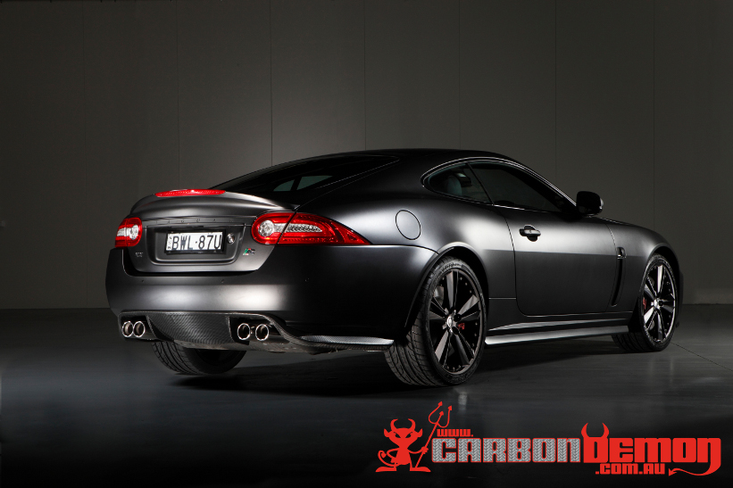 Copy of 3 Jaguar XKR Stealth