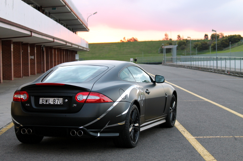 Jaguar XKR Stealth