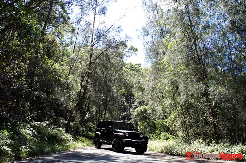 Matte Black Jeep 7 JEEP Wrangler Matte Wrap