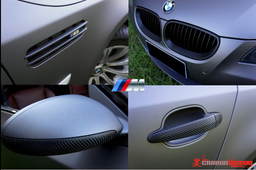 Bmw Vinyl Wraps Carbon Demon Make Your Own Beautiful  HD Wallpapers, Images Over 1000+ [ralydesign.ml]