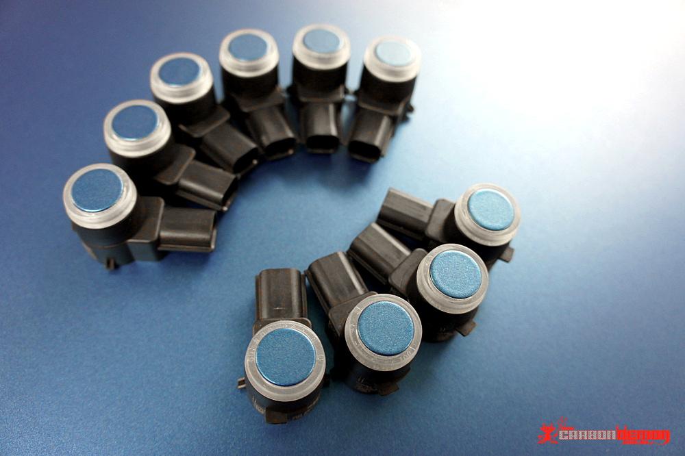 Vinyl Wrapped Reverse Sensors