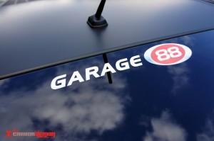 Garage 88 EVO X