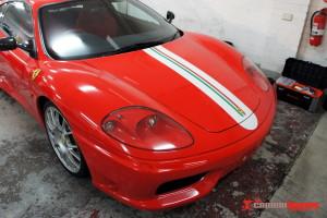 Ferrari 360 Stradale stripe