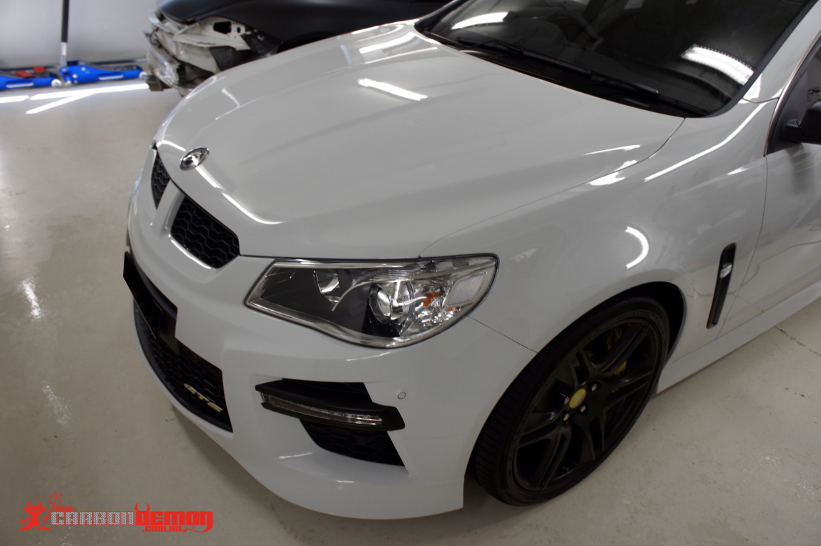 HSV GTS VF - 3M Clear Paint Protection Film
