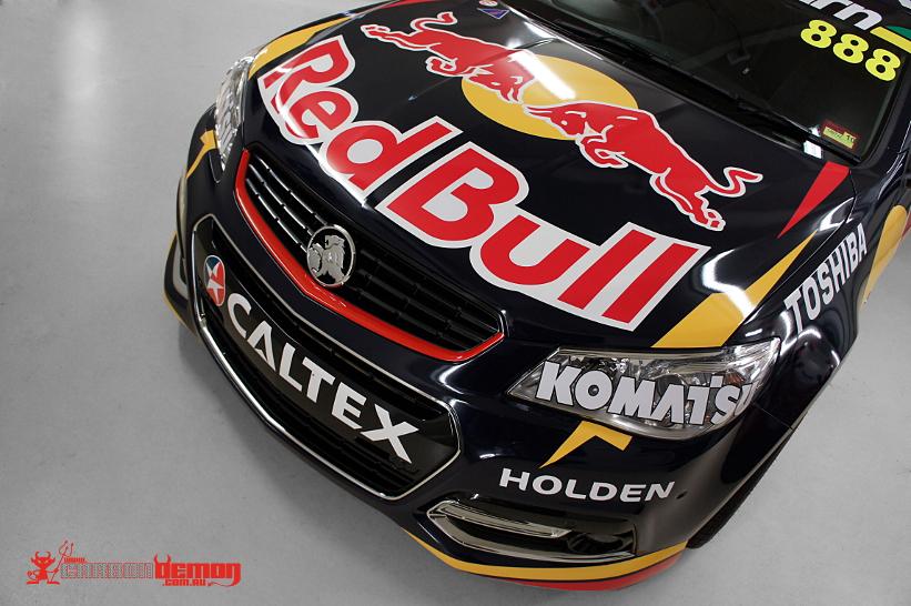 Red Bull Holden VF 2014