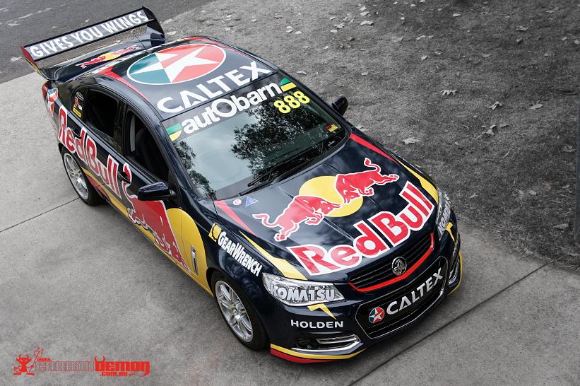 Red Bull Racing Team (show car)