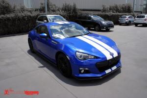 2015 Special Edition Subaru Australia BRZ rollout