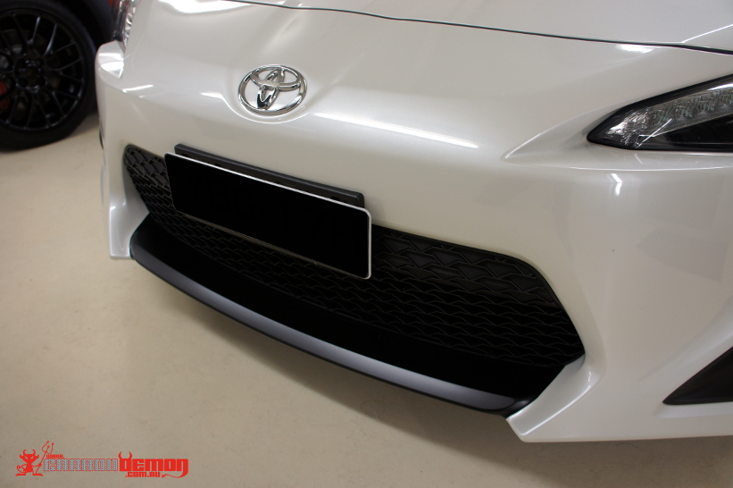 Toyota 86 Vinyl Wrap Carbon Demon Carbon Demon