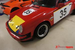 Porsche Georg Loos replica