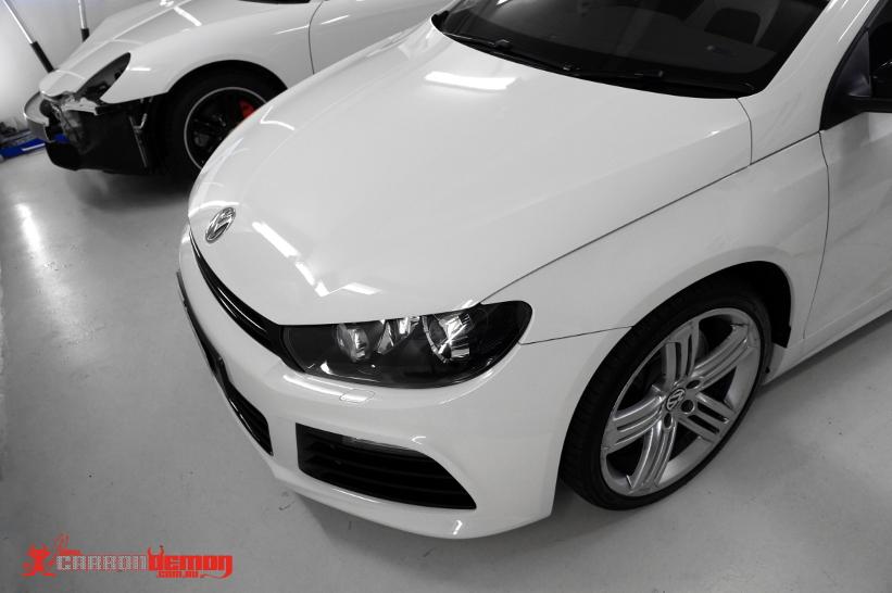 VW Paint Protection Film (3M Ventureshield)