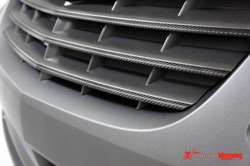 Chrysler Carbon Fibre Grille Wrap