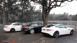 Jaguar Australia Targa & Show Cars