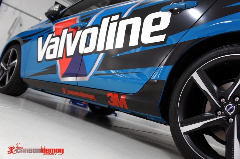 Volve S60 Valvoline