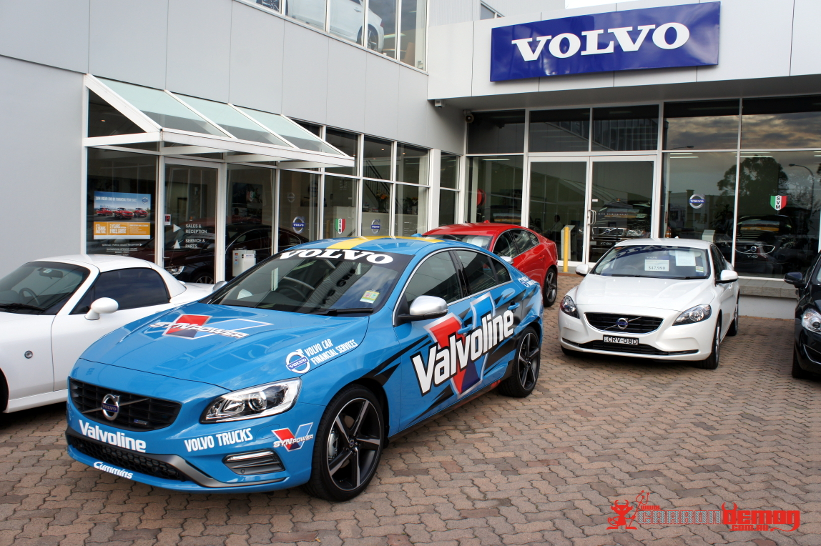 Volvo S60 V8 Supercar replica