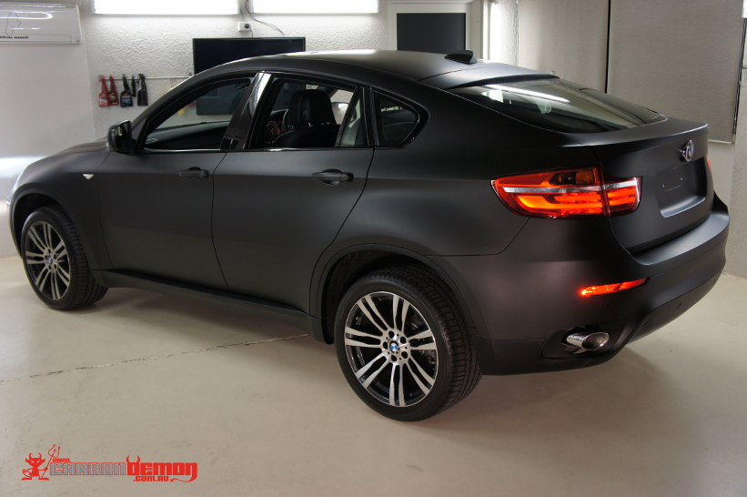 Bmw Vinyl Wraps Carbon Demon