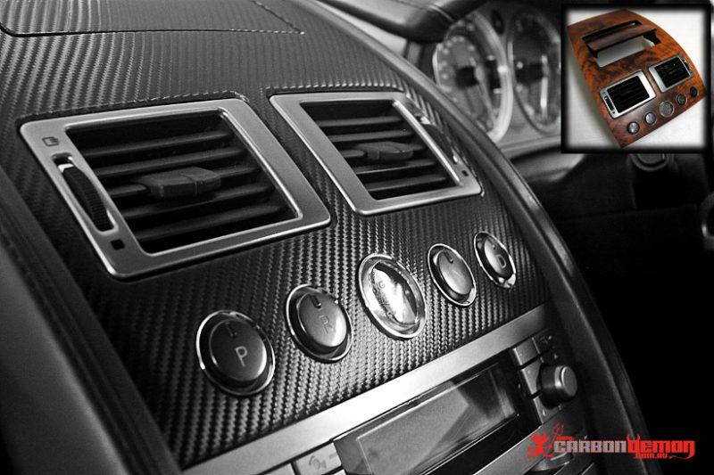 Custom vehicle interior colours