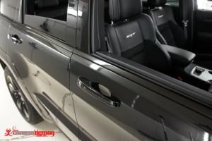 Jeep Grand Cherokee De-chrome