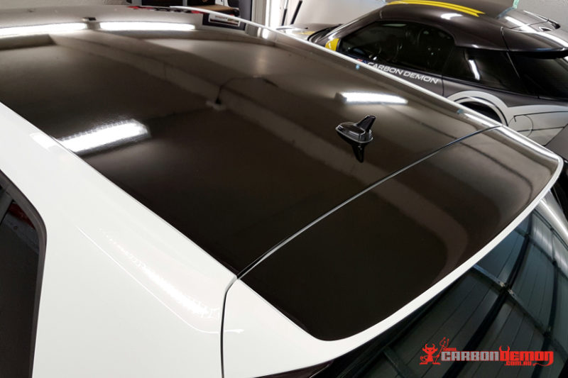VW Gloss Paint Replacement Vinyl Wrap